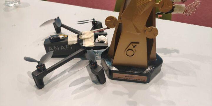 Autonomous Drone Competition
